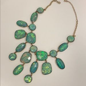 Turquoise accent necklace